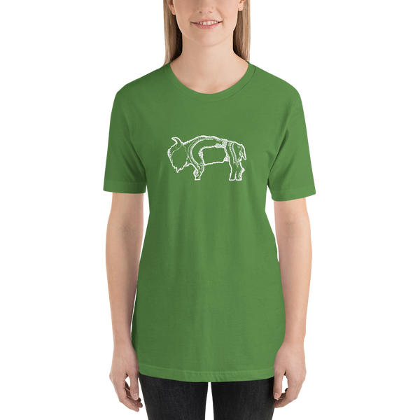 Buffalo Pride Short-Sleeve Unisex T-Shirt