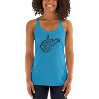 Nerve and Grit Women's Racerback Tank