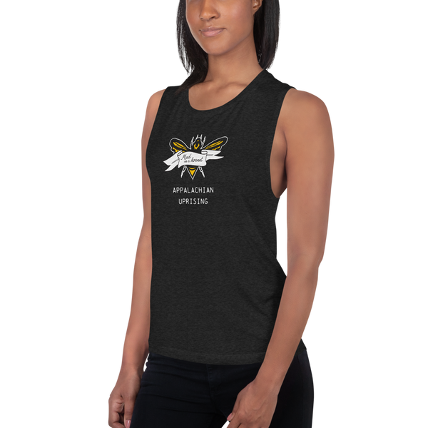 Appalachian Uprising Bella Canvas Women's Muscle Tank