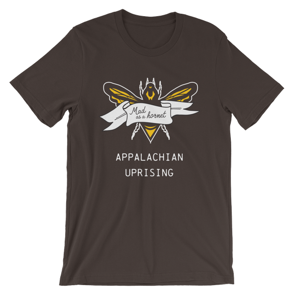 Appalachian Uprising Short-Sleeve Unisex T-Shirt