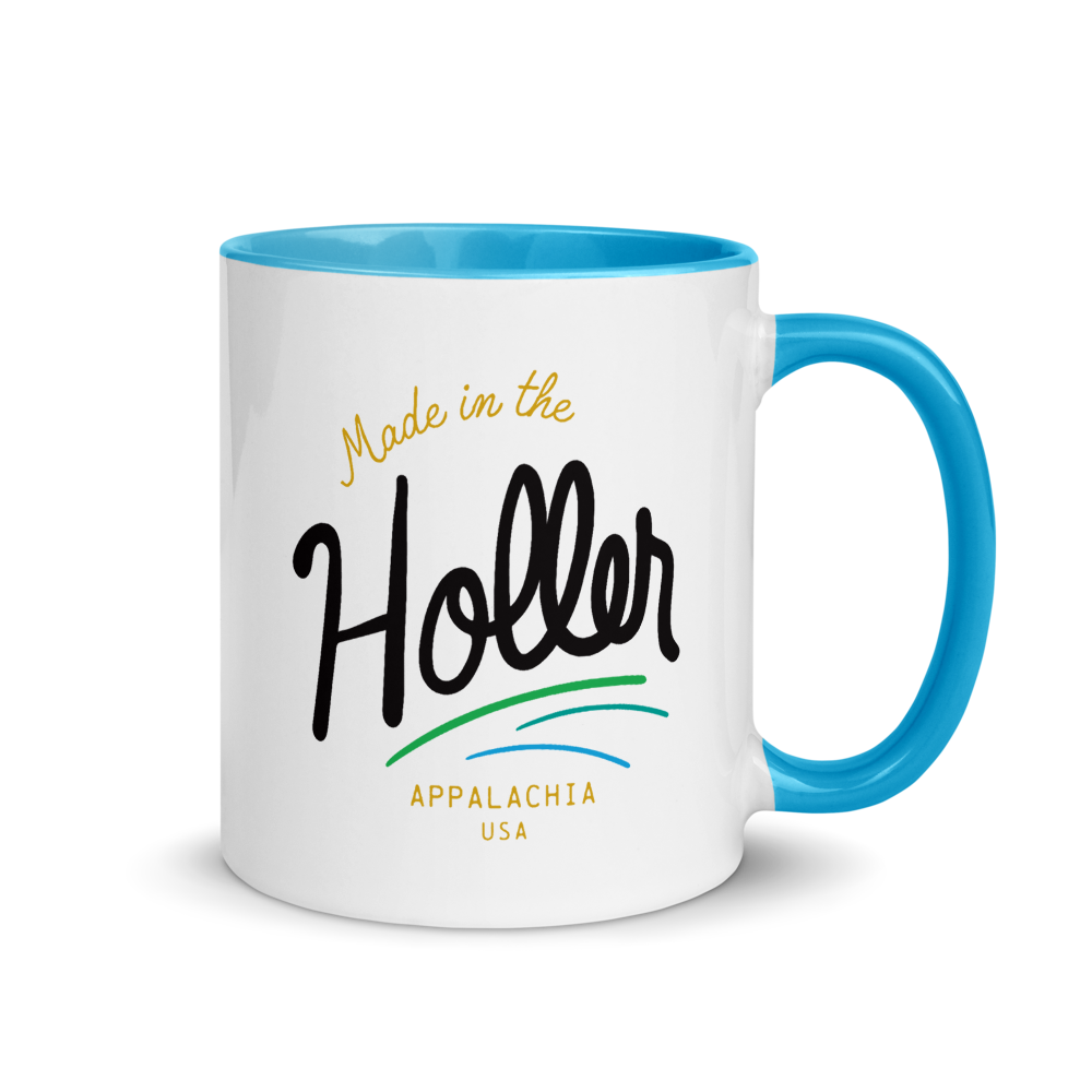 Made in the Holler Coffee Mug