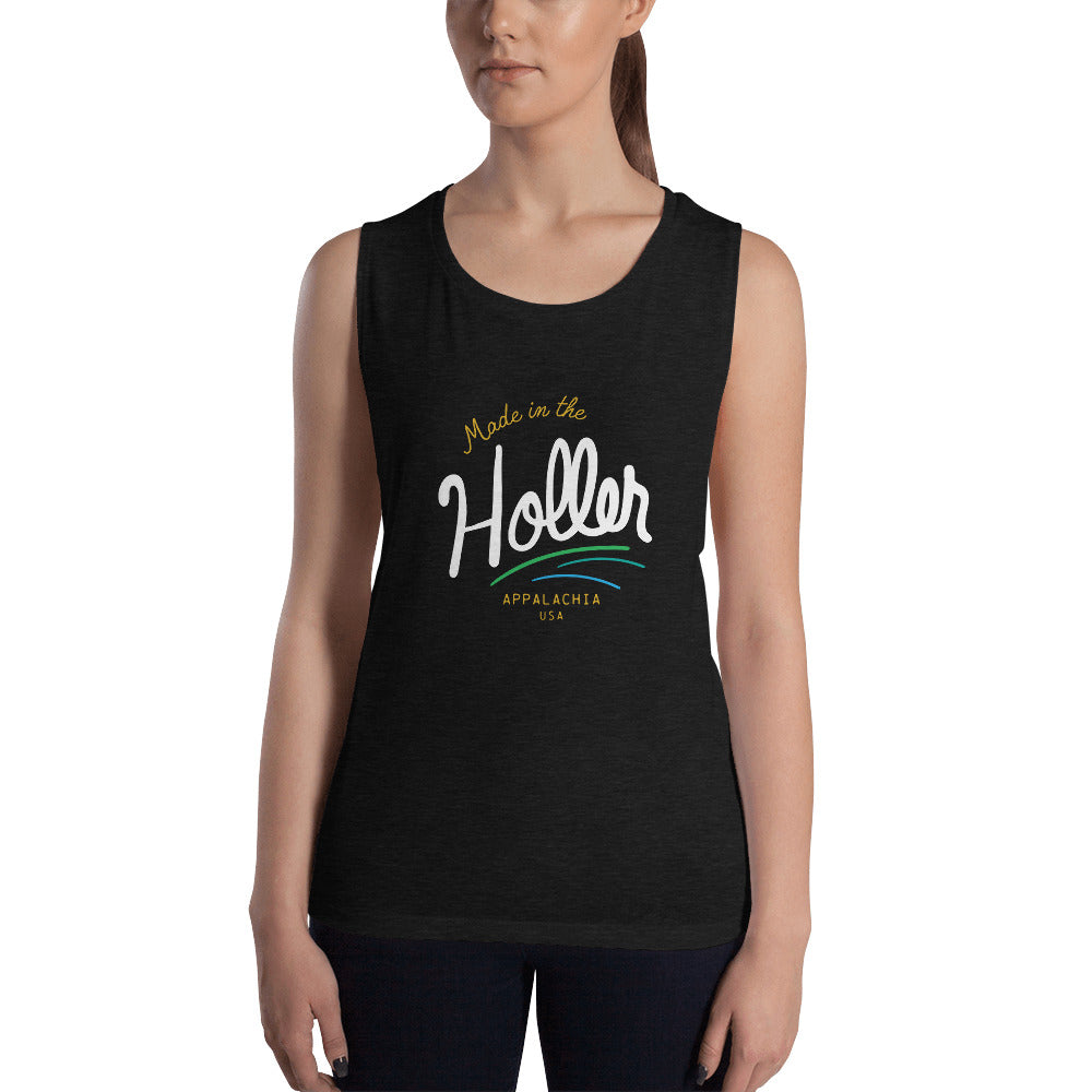 Made in the Holler Women's Muscle Tank
