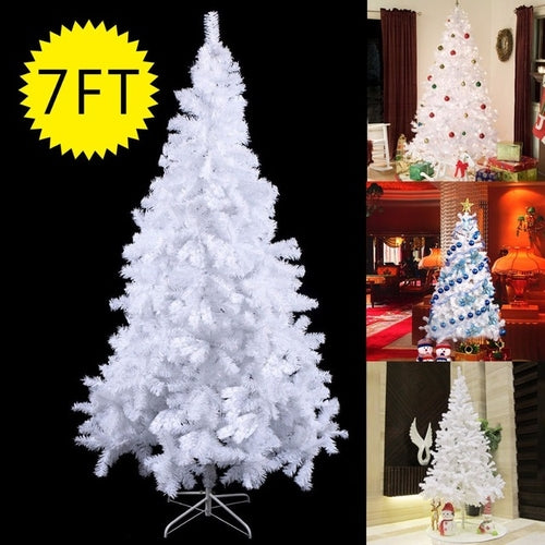 6/7/8Ft Large Christmas Tree with Stand
