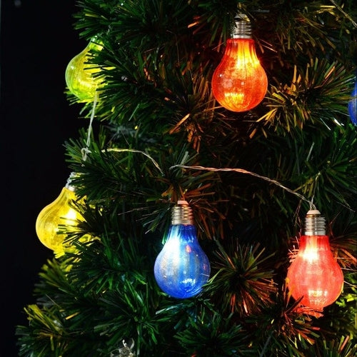 Christmas Gift Decoration Home Xmas 10 LED