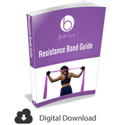 Belus Exercise Tubes with Handles by Resistance Tube Bands