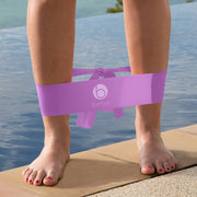 Short Versatile Exercise Bands by Belus
