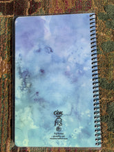 Load image into Gallery viewer, Celtic Dragonfly Notebook Journal