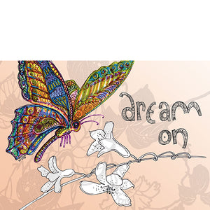 Butterfly Dreams card