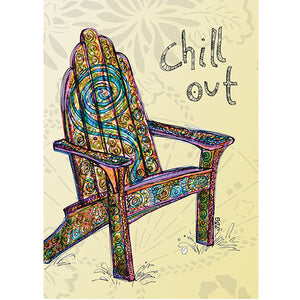Chill out - Take a seat