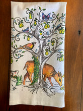 Load image into Gallery viewer, Tree of Life Four Seasons Tea Towels