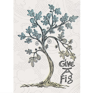 Fig Tree card