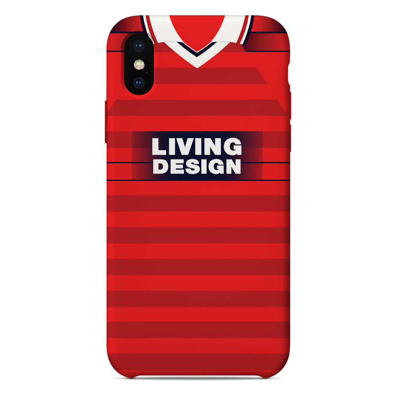 Aberdeen 1996/97 Home Shirt Phone Case