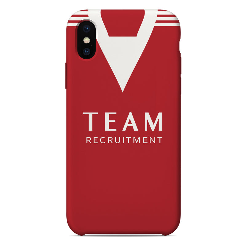 Aberdeen 2013/14 Home Shirt Phone Case