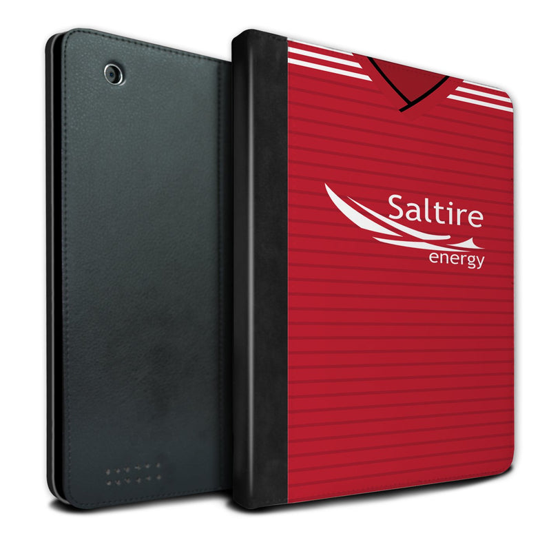 Aberdeen 2018-2019 Home Shirt iPad Case
