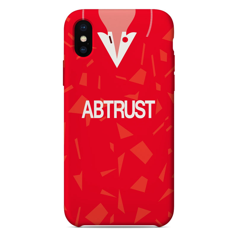 Aberdeen 1990-1992 Home Shirt Phone Case