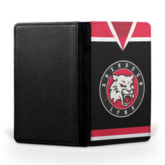 Aberdeen Lynx 2018/19 Away Jersey Passport Case