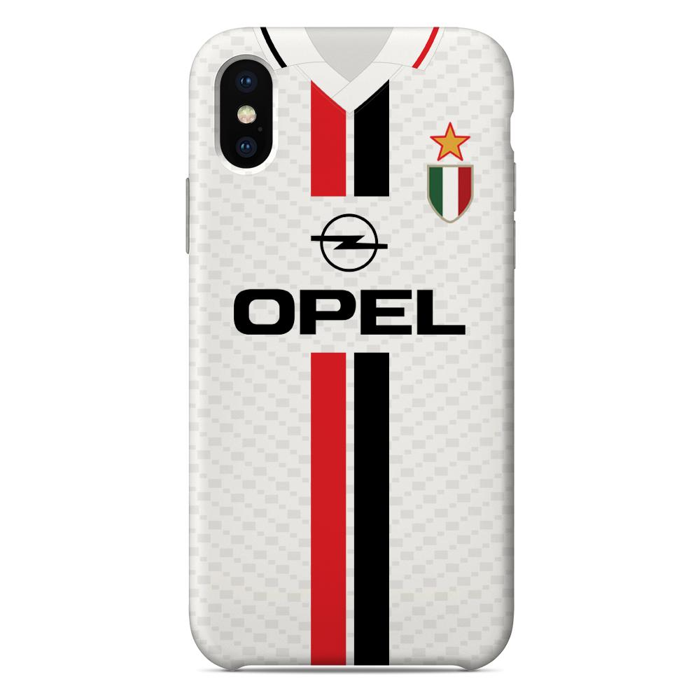 608f7233fe6 A.C. Milan 1996/97 Away Shirt Phone Case | Nostalgia Cases