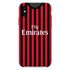 A.C. Milan 2019/20 Home Shirt Phone Case