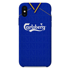 AFC Wimbledon 1988/89 Home Shirt Phone Case