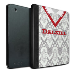 Airdrie 1992-1993 Home Shirt iPad Case