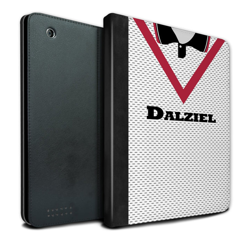 Airdrie 1993-1995 Home Shirt iPad Case
