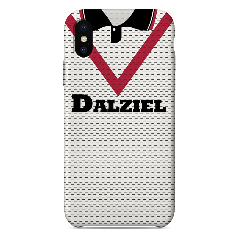 Airdrieonians 1993-95 Home Shirt Phone Case
