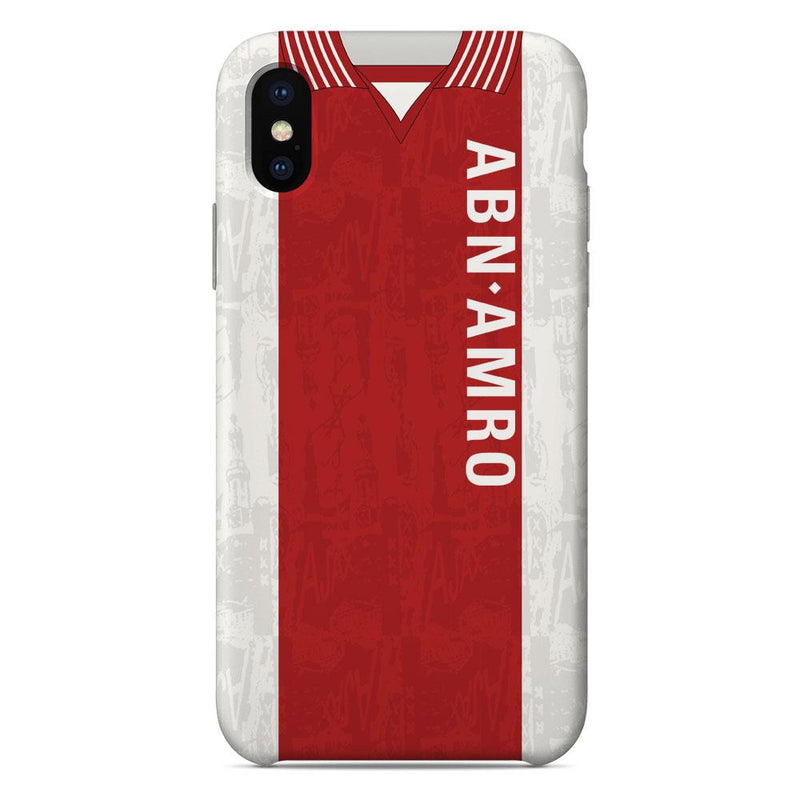 Ajax 1996/97 Home Shirt Phone Case