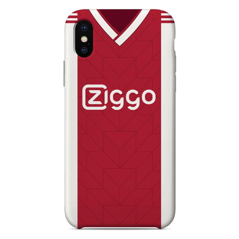 Ajax 1971 Home Shirt Name & Number Personalised Phone Case