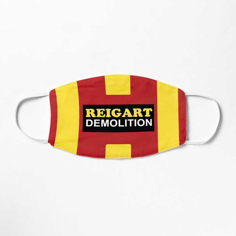 Albion Rovers 1983 Washable Face Mask