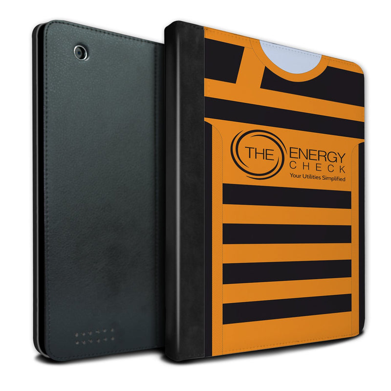 Alloa Athletic 2018/19 Home Shirt iPad Case