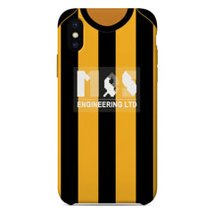 Annan Athletic 2008-2011 Home Shirt Phone Case