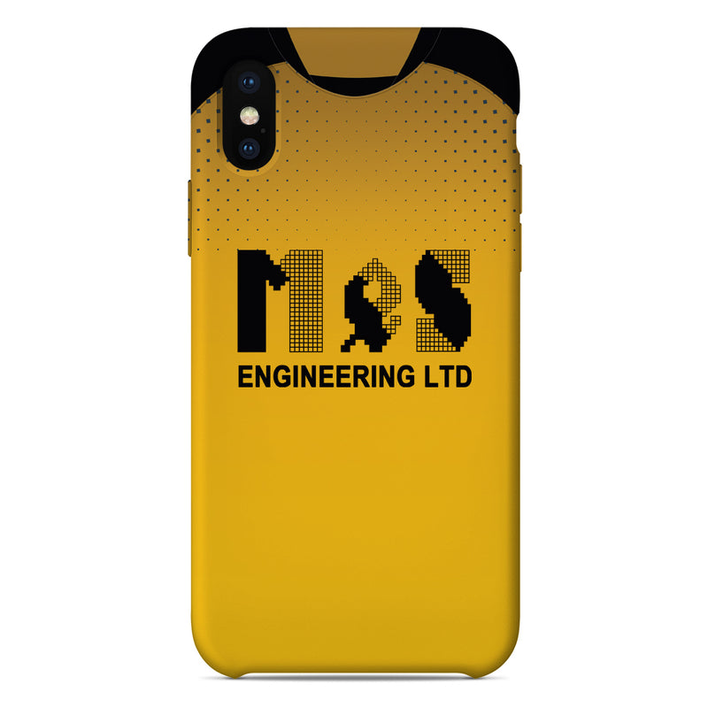 Annan Athletic 2018/19 Home Shirt Phone Case