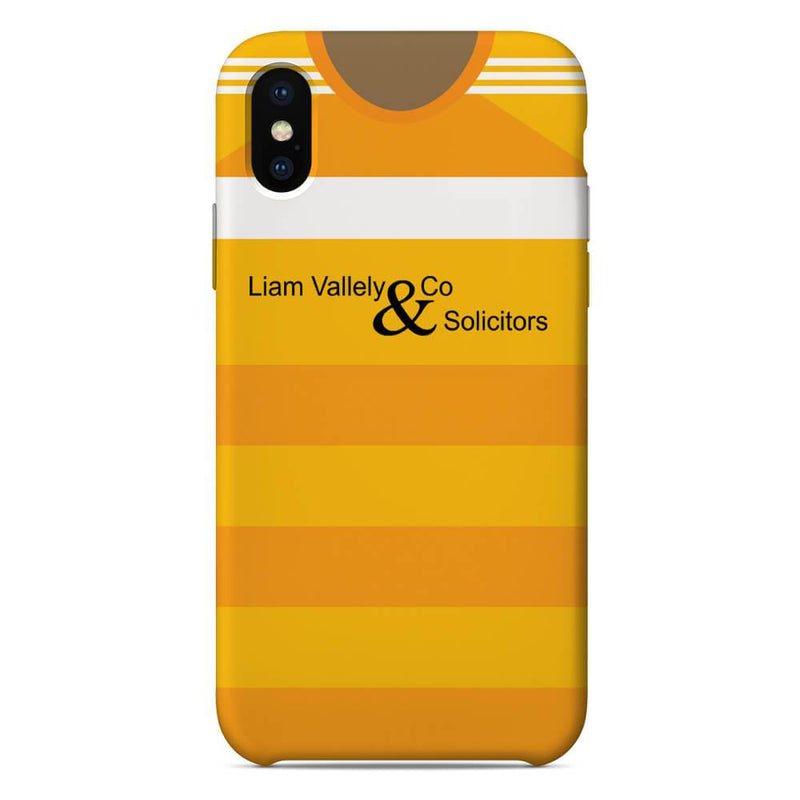Antrim Camogie 2018 Home Shirt Phone Case