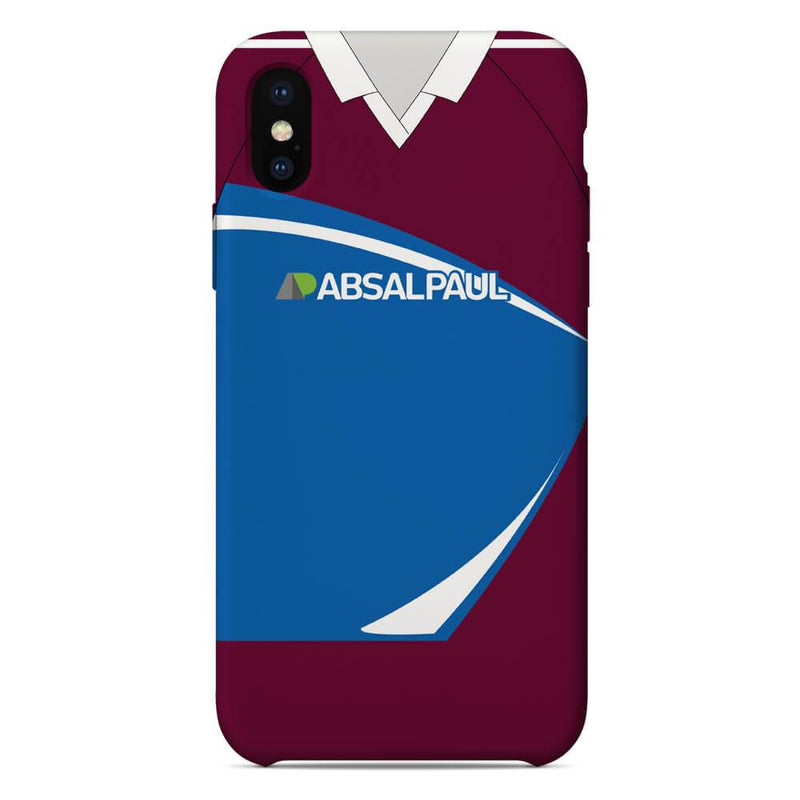 Arabian Celts Hurling 2018 Home Shirt Phone Case