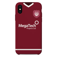 Arbroath F.C. 1984-86 Home Shirt Phone Case