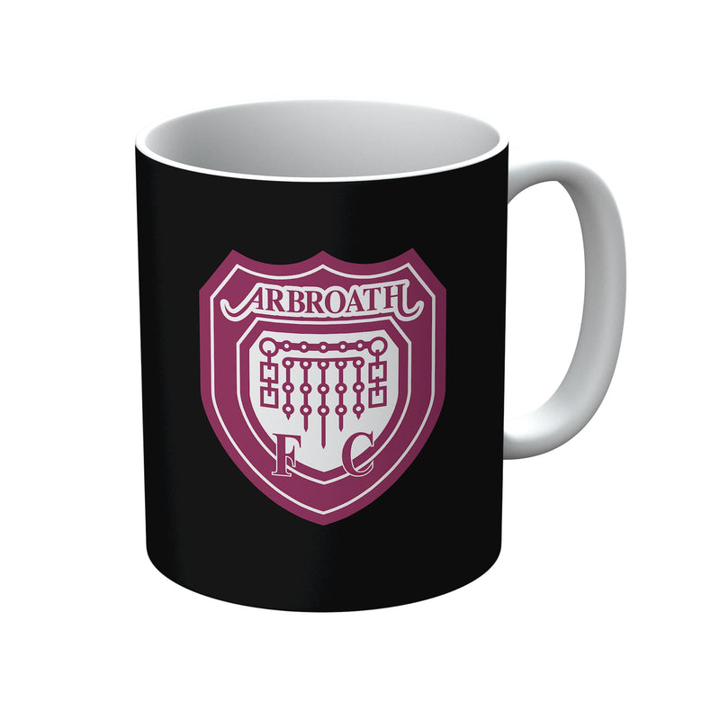 Arbroath F.C. 1984-86 Home Shirt Mug