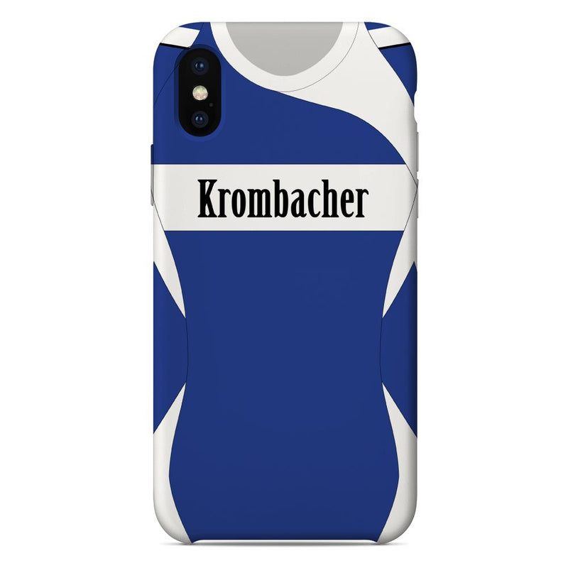 Arminia Bielefeld 2008/09 Home Shirt Phone Case