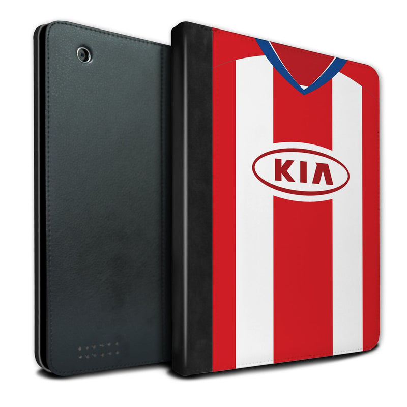 Athletico Madrid 1996-1997 Home Shirt iPad Case