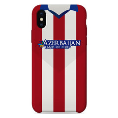 Athletico Madrid 2014/15 Home Shirt Phone Case