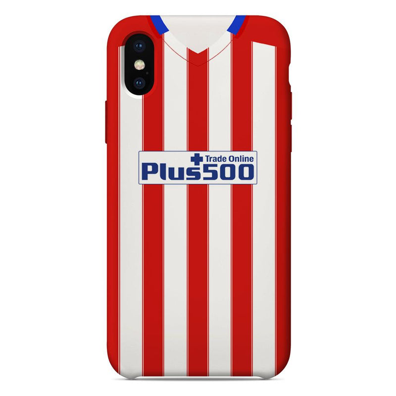 Athletico Madrid 2015/16 Home Shirt Phone Case