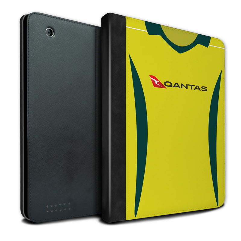 Australia Cricket 2018 Odi Shirt iPad Case