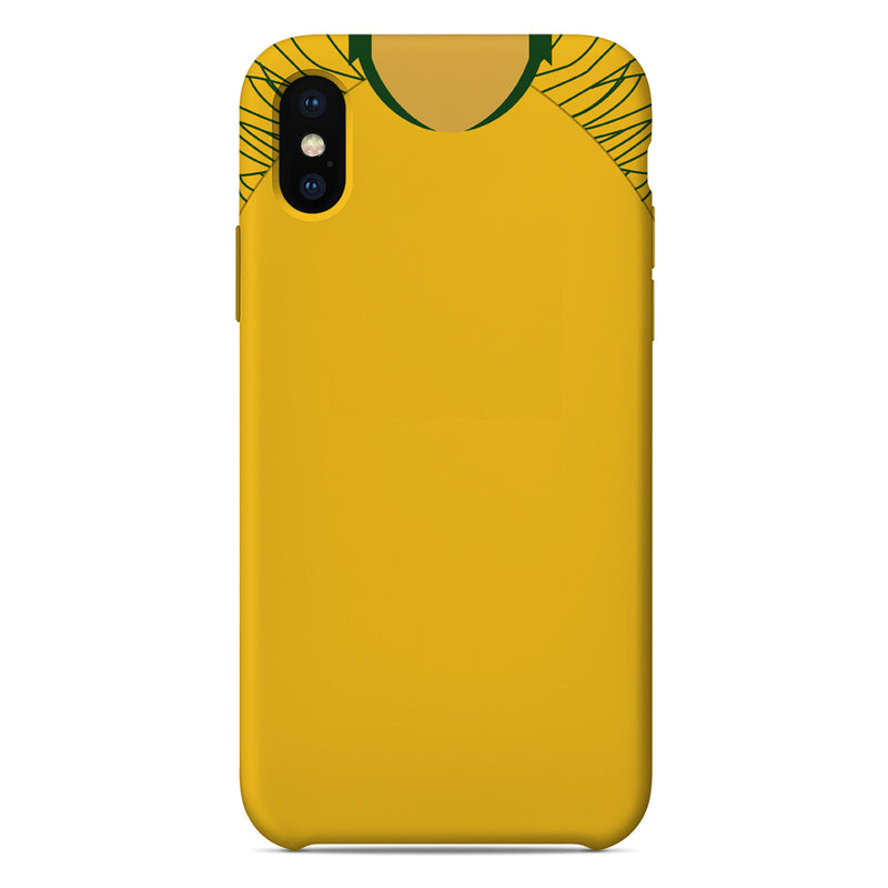 Australia World Cup 2018 Home Shirt Phone Case