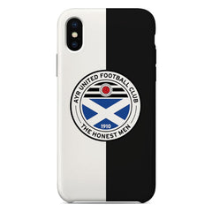 Ayr United F.C. Crest Phone Case