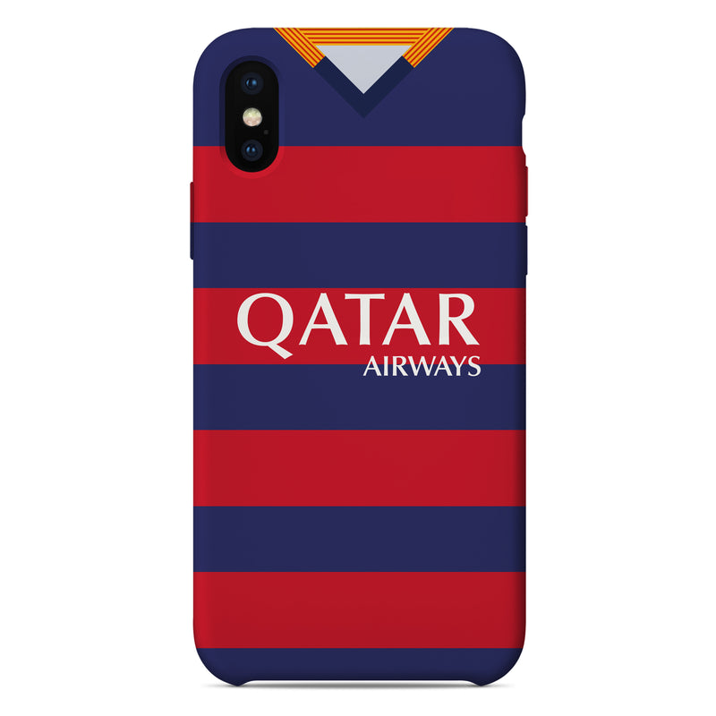 Barcelona 2008/09 Away Shirt Phone Case