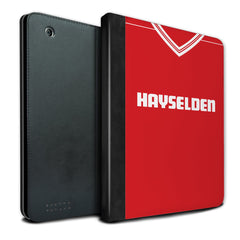Barnsley 1982-1983 Home Shirt iPad Case