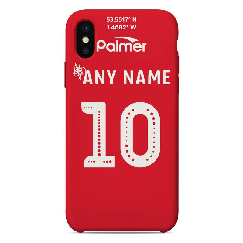 Barnsley 1982/83 Home Shirt Phone Case