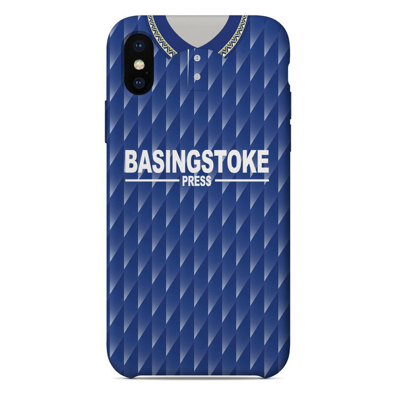 Basingstoke Town 1992/93 Home Shirt Phone Case