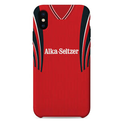Leicester City 2018/19 Goalkeeper Shirt Phone Case
