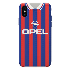 Bayern Munich 1995-1997 Home Shirt Phone Case