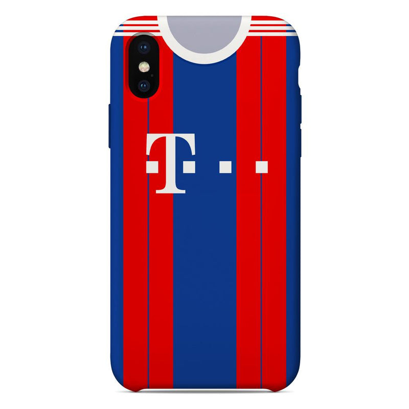 Bayern Munich 2014/15 Home Shirt Phone Case
